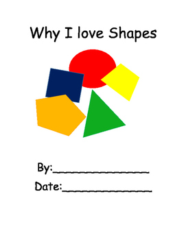 Why I Love Shapes
