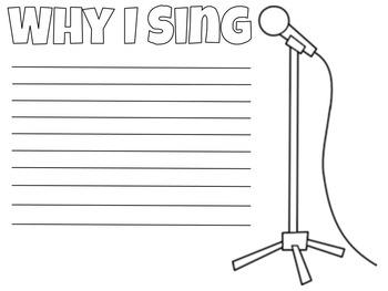 Why I Sing