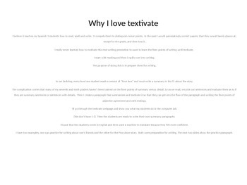Why I love textivate