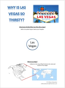 Why Is Las Vegas So Thirsty?