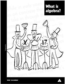 Why Learn Algebra?