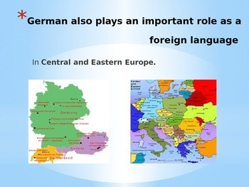 Why Learn German? Powerpoint & Guided Notes