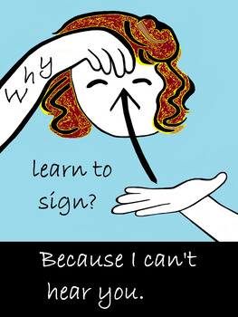 Why Learn Sign Language