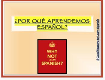 Why Learn Spanish?