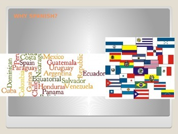Why Learn Spanish? An intro into the Spanish Language