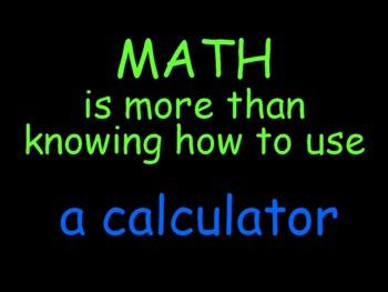 Why Math