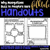 Why Mosquitoes Buzz In People's Ears Handouts