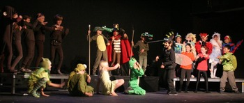 Drama Play Script: Why Mosquitoes Buzz in Our Ears