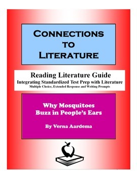 Why Mosquitoes Buzz in People's Ears-Reading Literature Guide