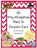 Why Mosquitoes Buzz in People's Ears Reading Unit