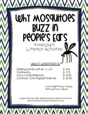 Why Mosquitoes Buzz in People's Ears (Harcourt Supplemental Materials)