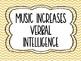 Why Music Bulletin Board