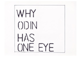 Why Odin Has One Eye (Beginner-Intermediate Level ESL Story, Norse Mythology)