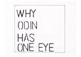 Why Odin Has One Eye (Beginner-Intermediate Level ESL Stor