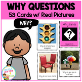 Why Question Cards Autism