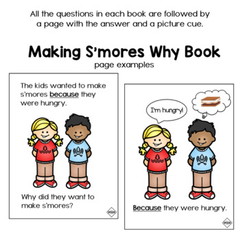 Why Questions Books