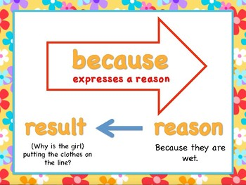 Why? Questions - Making Inferences and Assumptions