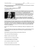 Why Read Shakespeare Seminar or Station Readings
