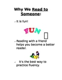 Why Read to Someone