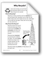 Why Recycle? (Earth & Space Science/Ecology, Recycling)