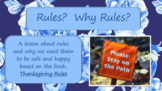 Why Rules? Self-Control Emotion Management NO PREP SEL Lesson 4 vid & practice