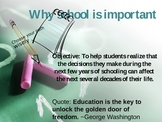 Why School is Important - Motivational PowerPoint