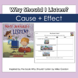 Why Should I Listen Cause and Effect Distance Learning