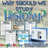 Why Should We Study History?  {Digital AND Paper} Distance