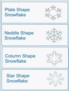 """""""Why Snowflakes Have Different Shapes"""""""