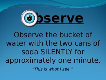 Why Some Cola Cans Sink and Others Float (Physical Properties Lesson)