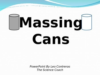 Why Some Cola Cans Sink and Others Float (Physical Propert
