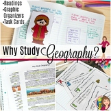 Why Study Geography? Discussion and Activity for World Geography