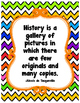 Why Study History? Poster Set