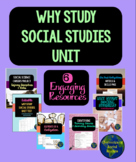 Why Study Social Studies Unit