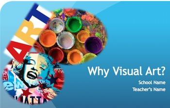 Why Take a Visual Art Class?