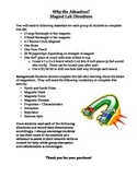Why The Attraction Magnet Lab Activity