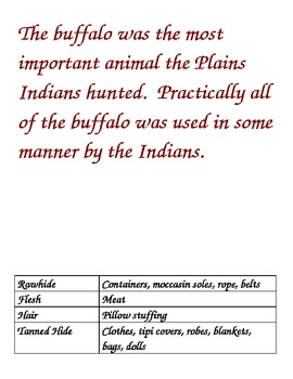 Why The Buffalo Was Important To Native Americans