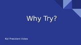 Why Try? PowerPoint