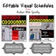 Why Use a Visual Schedule?  Parent or Teacher Handout.  Free!