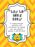 Why We Need Bees!