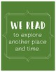 Why We Read Posters