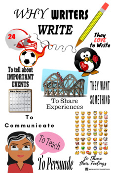 Why Writers Write