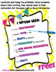 Why Writers Write - Student Reflection Printable FREEBIE