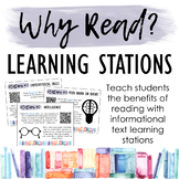 Why You Should Read Learning Stations - Informational Text