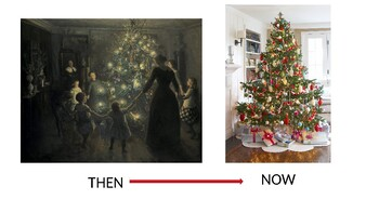 Why a Christmas Tree? What Our Christmas Traditions Mean and Their Origins