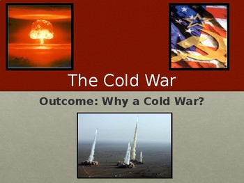 Why a Cold War PowerPoint Lecture