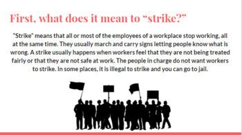 Why are Teachers on Strike?
