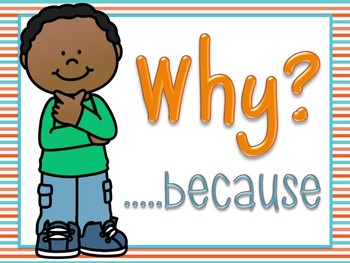 Why.... because