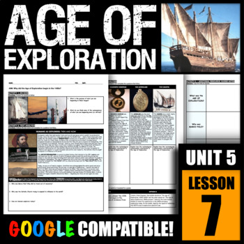 Why did the Age of Exploration begin in the 1400s?
