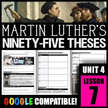 Why did Martin Luther's Ninety-five Theses start the Protestant Revolution?